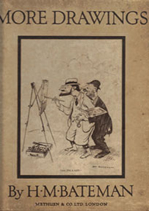 H M Bateman More Drawings